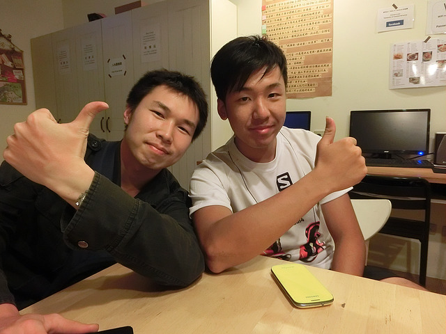 台灣。旅行青年旅館-高雄41背包客棧 (50)