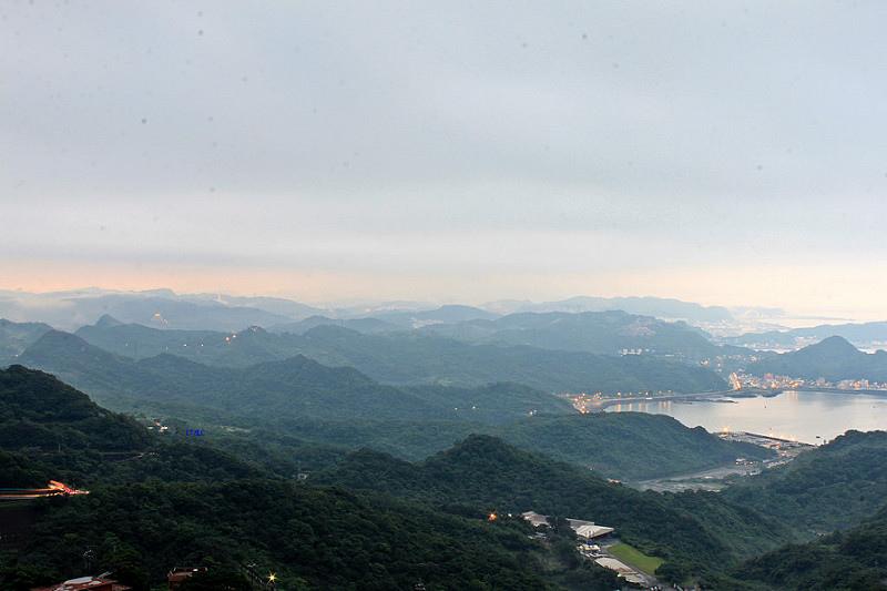 17度C,只接待不留宿。與香港沙發客共遊煙雨濛龍九份 (121)