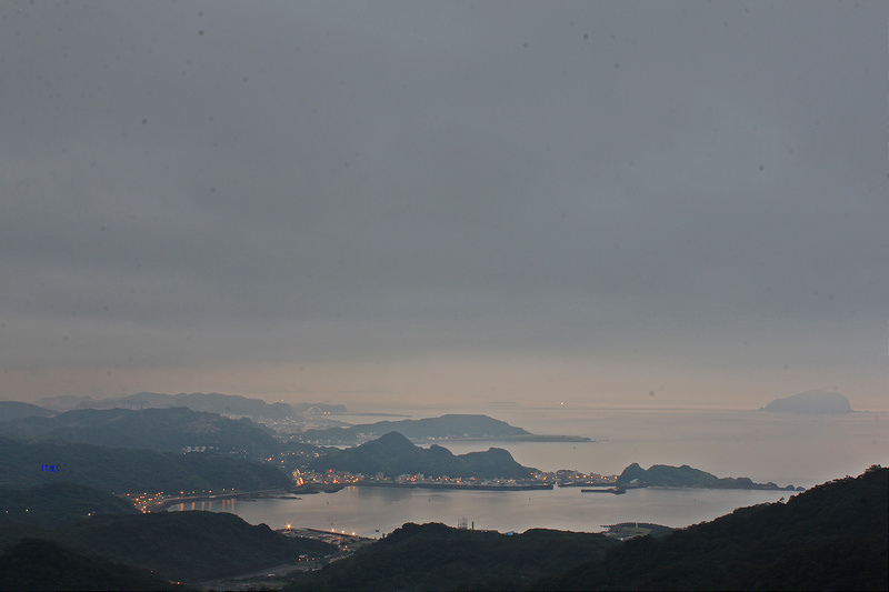 17度C,只接待不留宿。與香港沙發客共遊煙雨濛龍九份 (122)