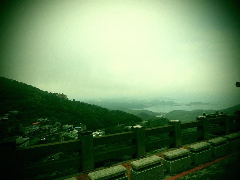 17度C,只接待不留宿。與香港沙發客共遊煙雨濛龍九份 (105)