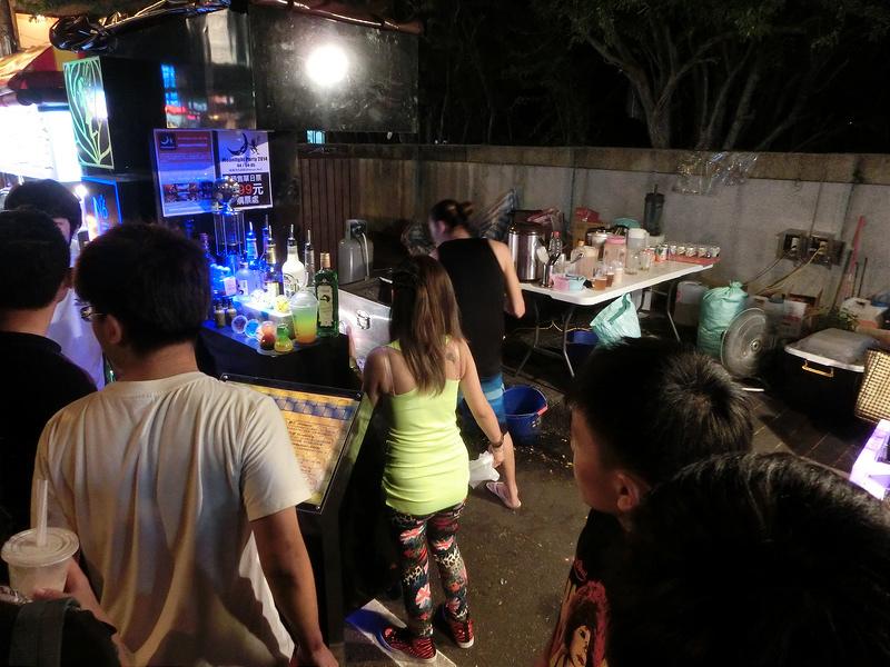 帶著香港人。夜訪墾丁祕境