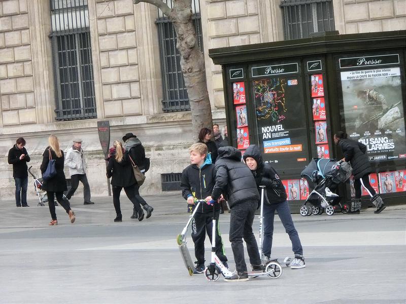 17度C用中文遊巴黎PARIS與台灣的生活差異 (19)