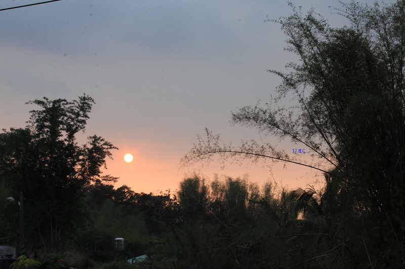 2014環島。高雄。養女湖。17度C (26)