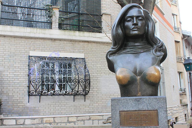 巴黎蒙馬特高地~聖心堂-17度C用中文遊巴黎。 (75)