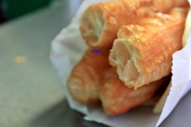 17度C士林在地推薦必訪傳統早餐-老張燒餅-11