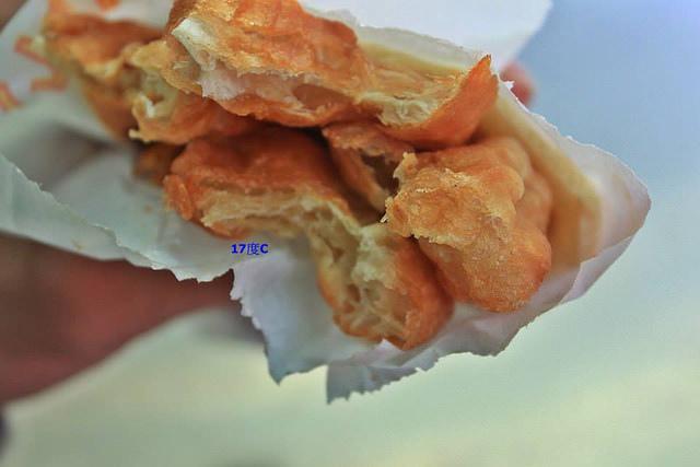 17度C士林在地推薦必訪傳統早餐-老張燒餅-13