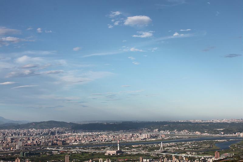 台北。文大後山