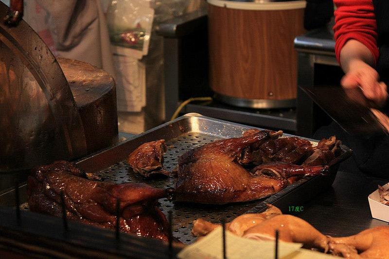 台北東區必訪餐點-港式燒臘-老友記-7