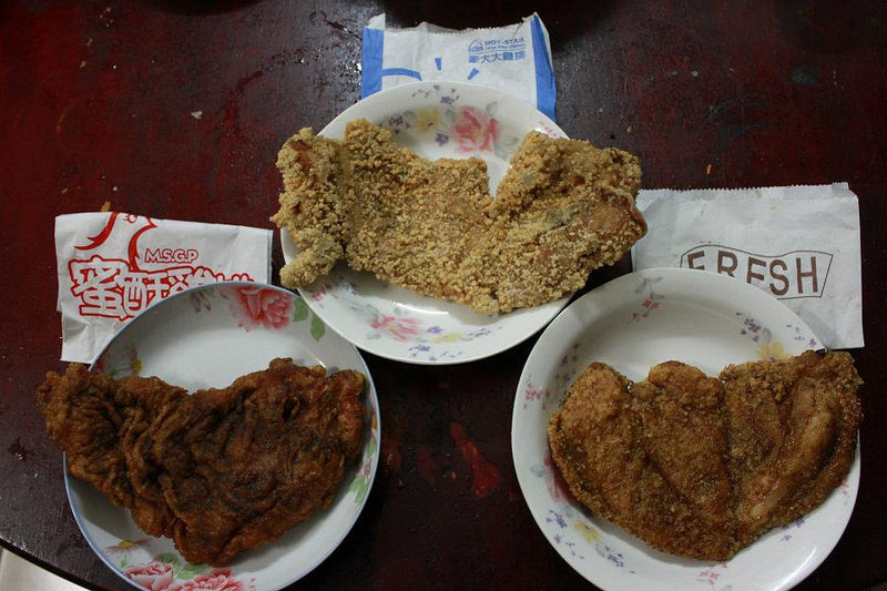 台北士林夜市必訪美食-評比文-雞排篇-17度C在地推薦- (13)