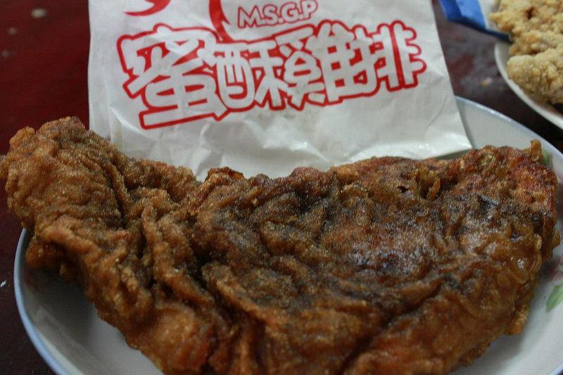 台北士林夜市必訪美食-評比文-雞排篇-17度C在地推薦- (14)