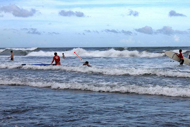 17度C宜蘭烏石港-衝沙衝浪-40