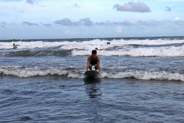 17度C宜蘭烏石港-衝沙衝浪-42