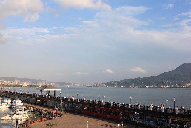 台北浪漫情人海岸~淡水。17度C台北攻略 (22)