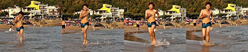 台灣國境之南-墾丁-沙灘-比基尼-海灘男孩 (1)