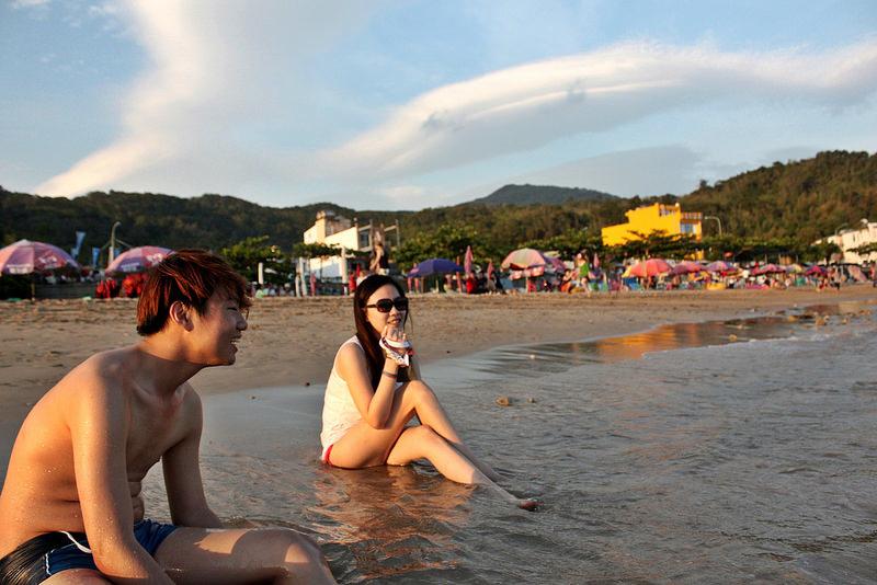 台灣國境之南-墾丁-沙灘-比基尼-海灘男孩 (77)