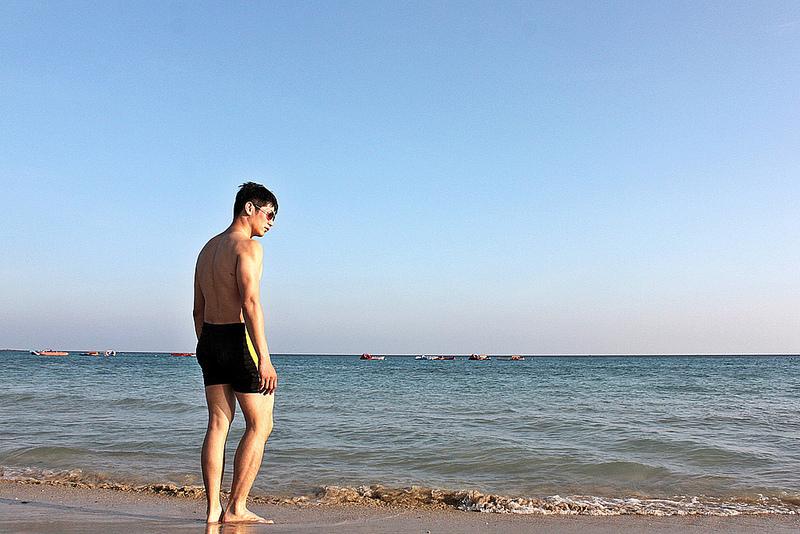 台灣國境之南-墾丁-沙灘-比基尼-海灘男孩 (40)