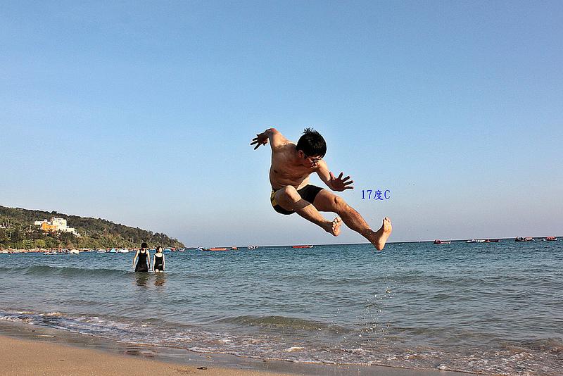 台灣國境之南-墾丁-沙灘-比基尼-海灘男孩 (39)