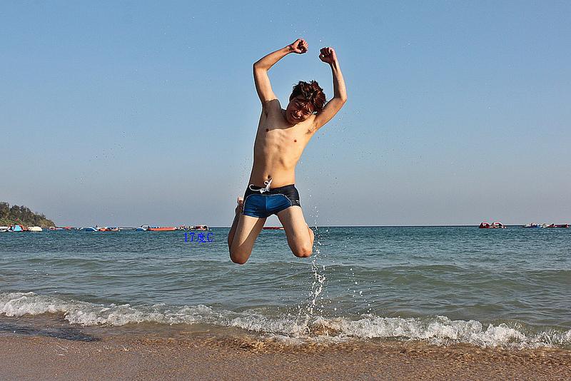 台灣國境之南-墾丁-沙灘-比基尼-海灘男孩 (36)
