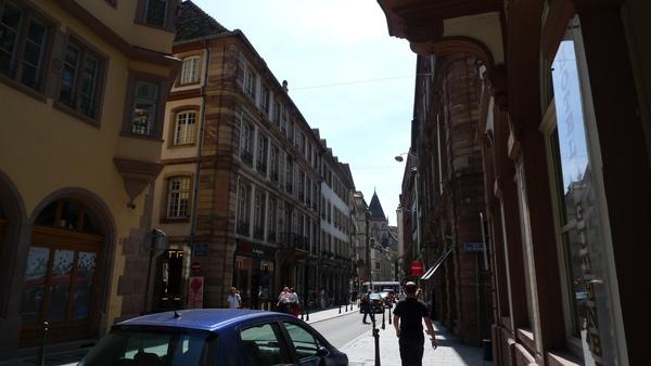 Strasbourg街道