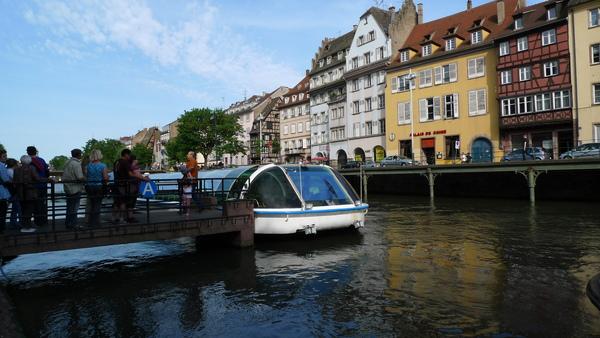 伊爾河遊船