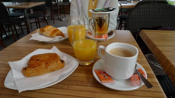 Strasbourg早餐