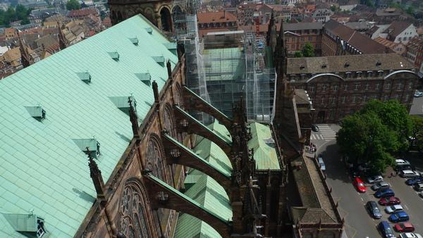 Strasbourg聖母院