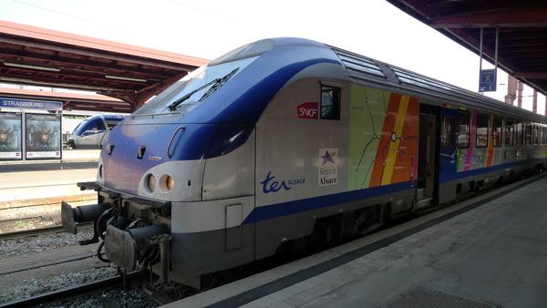 Strasbourg火車站
