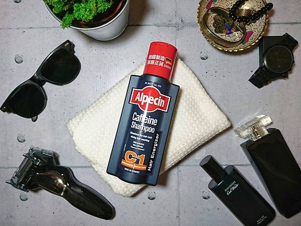 Alpecin咖啡因洗髮露