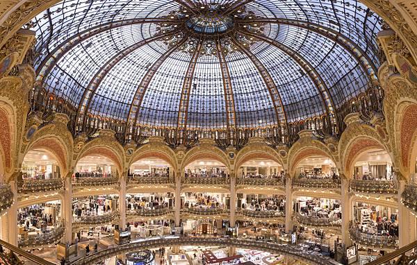 巴黎老佛爺百貨