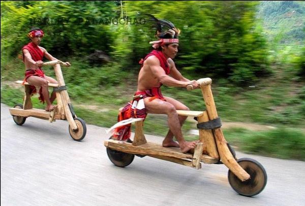 流行的單車運動.JPG