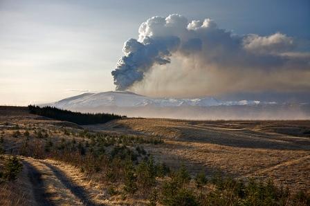 冰島艾維法拉(Eyjafjallajokull)火山照片1.jpg