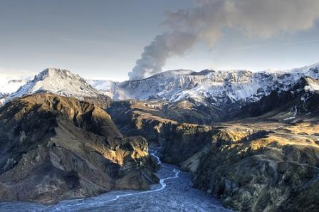 冰島艾維法拉(Eyjafjallajokull)火山照片3.jpg