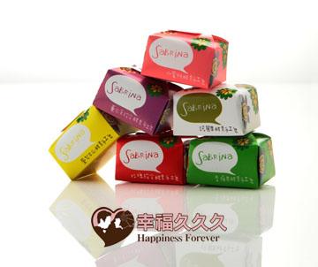 手工酵素相皂婚禮小物(合)2