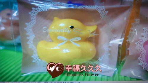 小鴨香皂婚禮小物4