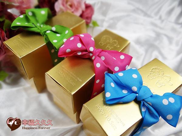 黃金囍米婚禮小物3