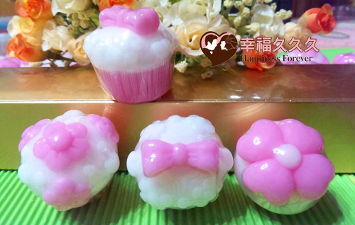 甜點香皂婚禮小物3