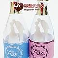 幸福釀酒水果叉婚禮小物4