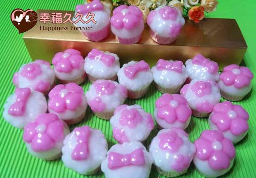 甜點香皂婚禮小物2