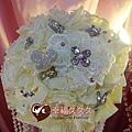 珠寶捧花婚禮小物1