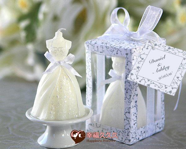 新娘蠟燭婚禮小物