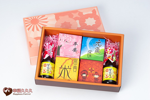 四季富貴米滿米禮盒婚禮小物