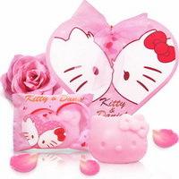 Kitty香皂婚禮小物1