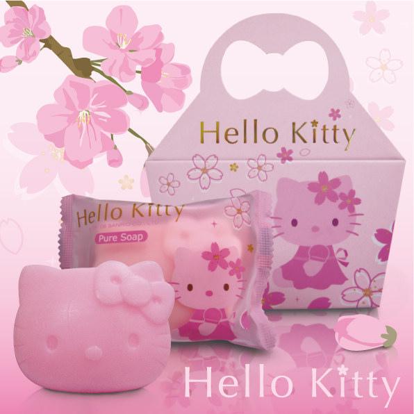 Kitty香皂婚禮小物2