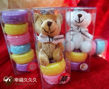 皇冠熊馬卡龍禮盒-1