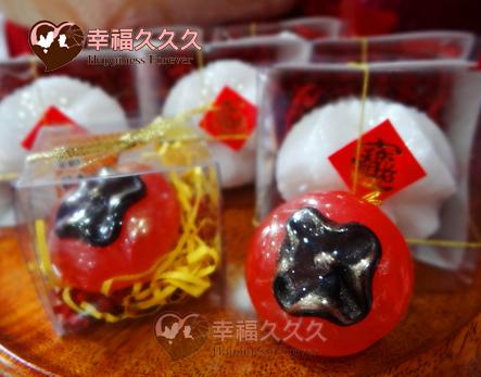 柿子手工香皂1