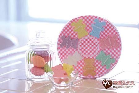 小熊氣泡沐浴球-(1)