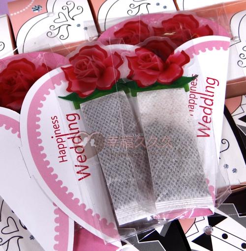 玫瑰花束茶包