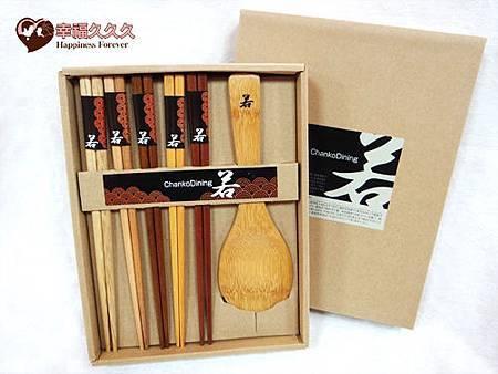 天然木筷組-1