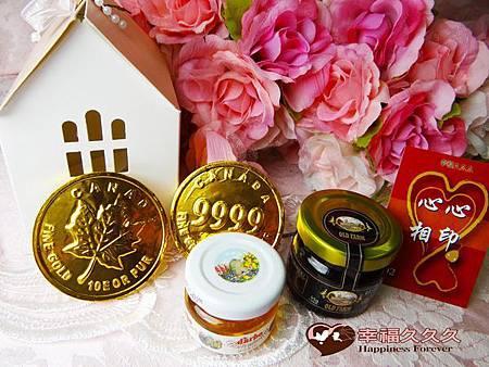 浪漫滿屋蜂蜜巧克力禮盒