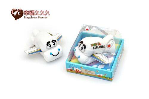 幸福起飛造型毛巾-1
